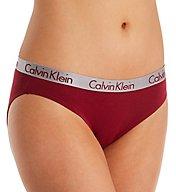 Calvin Klein Radiant Cotton Bikini Panty - 3 Pack QD3589