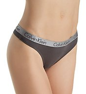 Calvin Klein Radiant Cotton Thong - 3 Pack QD3590