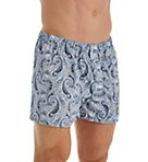 Hanro Fancy Woven 100% Cotton Boxers Gift Set - 2 Pack 74014