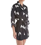 kate spade new york Block Bow Robe 5031203