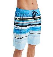 Newport Blue Shock Wave Swim Trunk 36P0414