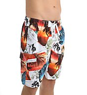 Newport Blue Sunset Strip Swim Trunk 36P0480